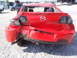 MAZDA Car Wreckers Adelaide